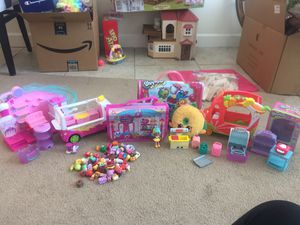 SHOPKINS TOY LOT for Sale in Delray Beach, FL