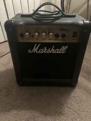 Marshall practice amp for Sale in Orange, CA
