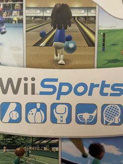 Wii Sport Game for Sale in Phoenix,  AZ