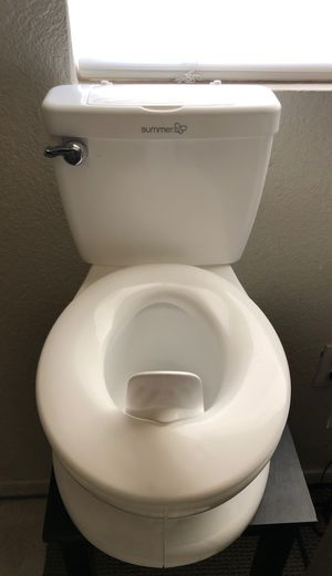 Summer my size potty for Sale in Fort McDowell, AZ