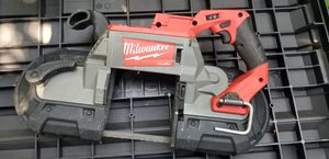 Milwaukee m18 fuel band saw tool only for Sale in San Jose, CA