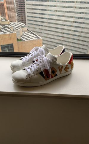 Gucci Loved Ace Sneakers for Sale in Dallas, TX