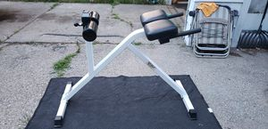 Tuff Stuff Hyperextension workout equitment for Sale in Grand Rapids, MI
