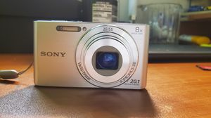 Used Sony Camera! Used Condition (Sony Cyber-shot DSC w830 Camera ) for Sale in Concord, CA