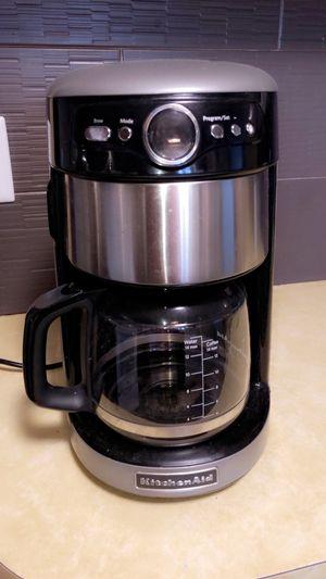 KitchenAid coffee maker for Sale in Tacoma, WA