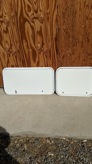 RV storage compartment doors for Sale in Romoland, CA