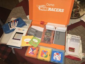 Osmo ipad/ iPhone base and games for Sale in Kissimmee, FL