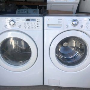 LG Washer And Gas Dryer for Sale in Oceanside, CA