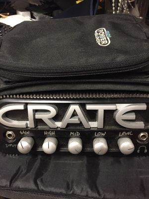 Crate Power Block 150 watt stereo for Sale in San Diego, CA