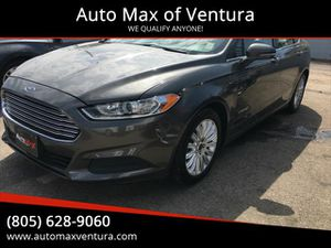 2016 Ford Fusion Hybrid for Sale in Ventura, CA