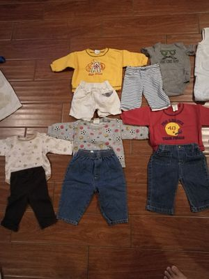 Baby boy winter clothes sz 6-9M for Sale in Santa Monica, CA