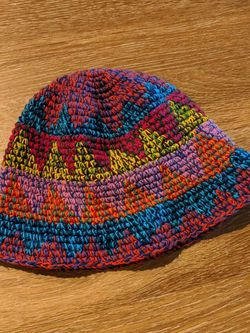 Colorful Handmade Hat for Sale in Seattle,  WA