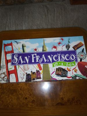 Board Game San Francisco for Sale in Raleigh, NC