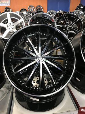 22 inch rims for Sale in Fairburn, GA