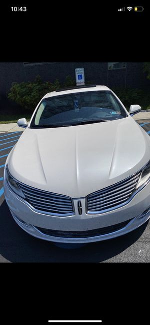 2016 LINCOLN MKZ for Sale in Martinsburg, WV