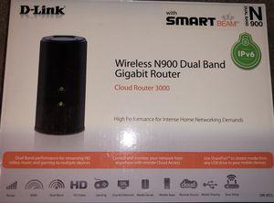 D-Link Cloud Router 3000 N900 for Sale in La Puente, CA