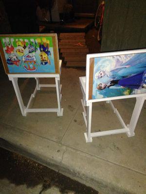 Toddler school desks for Sale in Lindsay, CA