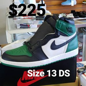 Jordan 1 pine size 13 ds for Sale in Columbus, OH