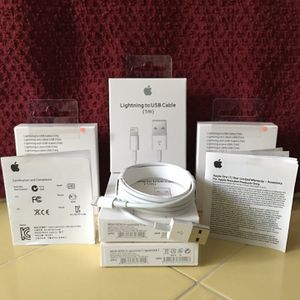 Lightning to USB Charger Apple for Sale in Santa Ana, CA