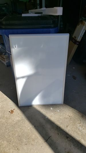 White bord for Sale in McKinney, TX