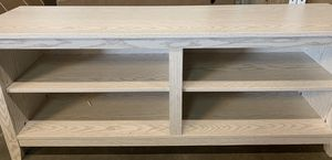 Brand new TV stand with stable shelves. for Sale in Dearborn, MI