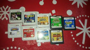 3ds and ds games for Sale in Brooksville, FL