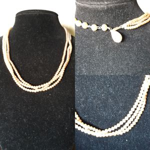 Vintage small pearl necklace for Sale in Riverside, CA