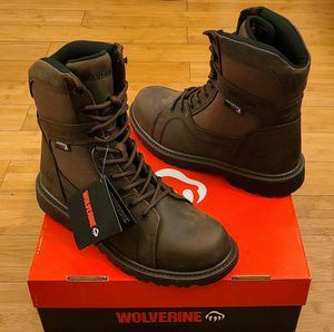 Wolverine Work Boots size 10 for Men. for Sale in Lynwood, CA
