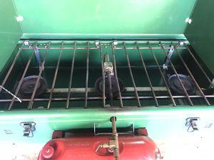 Coleman's vintage 3 burner portable stove for Sale in Spring Hill, FL