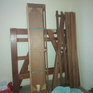 Full Size And Twin Size Bunk Bed for Sale in Durham, NC