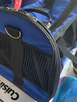 Small Dog - Cat Travel Carrier for Sale in San Marcos,  CA