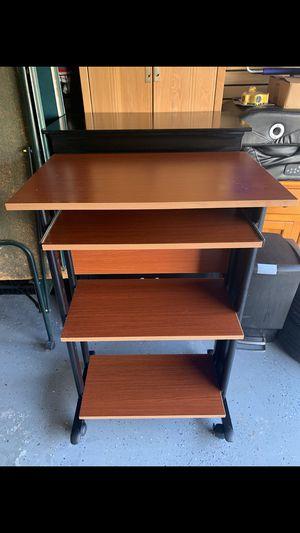 Used- Stand-up Computer Workstation Desk for Sale in Boca Raton, FL
