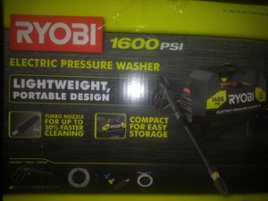 Electric Pressure Washer for Sale in Fort Wayne, IN