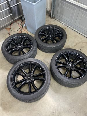 Charger Rims & Tires for Sale in Tracy, CA