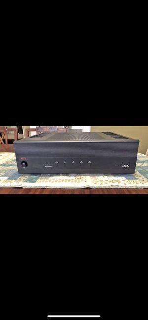 ADCOM GFA 6000 - 5 channel AMPLIFIER for Sale in Fall River, MA