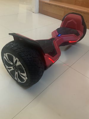 GYROOR Warrior Hoverboard for Sale in Pompano Beach, FL