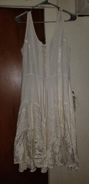 Off white dress for Sale in Houston, TX