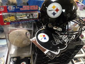 Pittsburgh Steelers bundle for Sale in Norfolk, VA