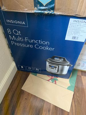 Instant pot pressure cooker new for Sale in Spring Valley, CA