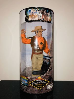 GUNSMOKE MATT DILLON ACTION FIGURE for Sale in Burbank, CA