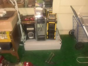 Computer parts,drives,towers,monitors,kekboards,wires,everything to build your own,pc for Sale in Philadelphia, PA