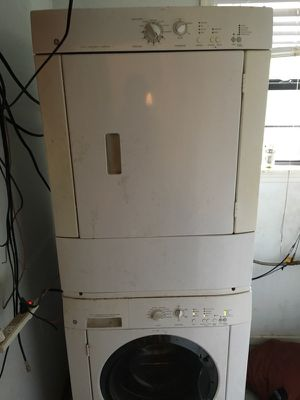 GE was her/dryer combo $300 for Sale in Austin, TX