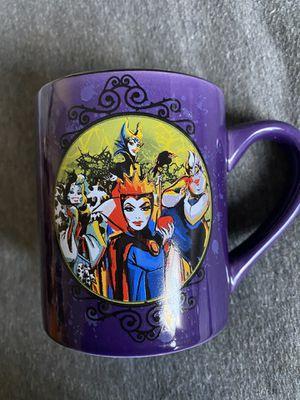 Disney Villains Mug for Sale in Whittier, CA