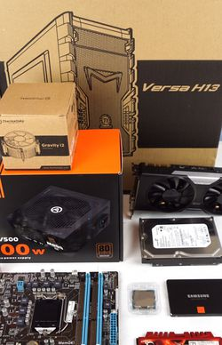 Budget Gaming PC – Build #80 for Sale in McLean,  VA