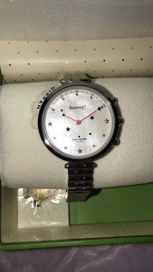 Kate spade hybrid watch for Sale in Garland, TX