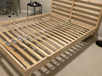 Ikea Queen Bed Frame for Sale in Columbus,  OH