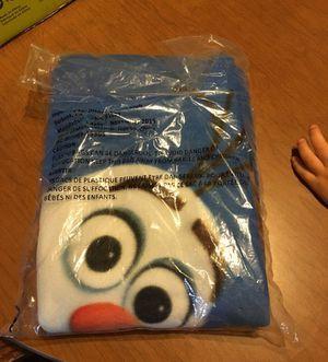 Olaf fleece blanket for Sale in Arlington, TX