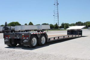 Lowboy trailer tires 235/88R22.5 XRV MICHELIN for Sale in Hinsdale, IL