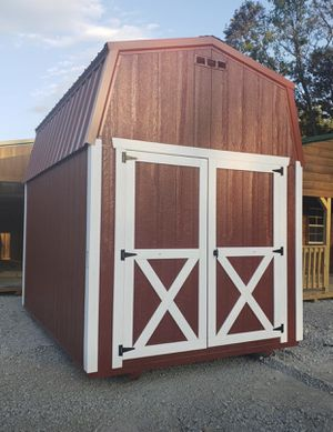 8'x12' Lofted barn for Sale in Greenfield, IN