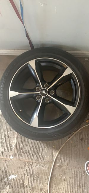 Mustang Rims for Sale in Fort Worth, TX